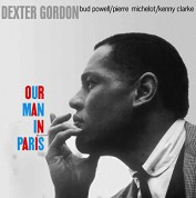 Dexter Gordon: Our Man in Paris - Plak