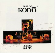 Kodo: Best Of Kodō - CD
