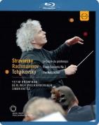 Yefim Bronfman, Berliner Philharmoniker, Sir Simon Rattle: BPO Waldbühne 2009: Russian Rhythms - BluRay