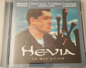 Hevia: No Man's Land - CD