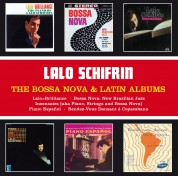 Lalo Schifrin: The Bossa Nova & Latin Albums - CD