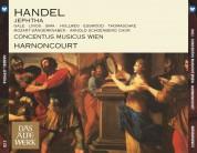 Nikolaus Harnoncourt: Handel: Jephtha - CD