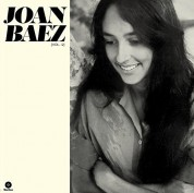 Joan Baez: Vol. 2 (Limited Edition + 2 Bonus Tracks) - Plak