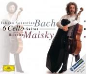 Mischa Maisky: Bach, J.S.: 6 Suites - CD