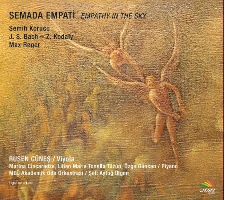 Ruşen Güneş: Semada Empati - CD