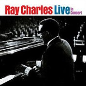 Ray Charles: Live In Concert (200g-edition) - Plak