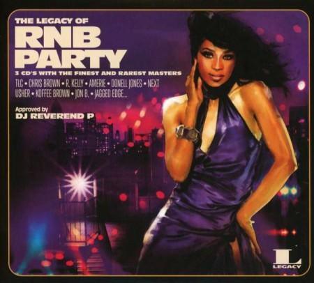 Çeşitli Sanatçılar: The Legacy Of RNB Party - CD