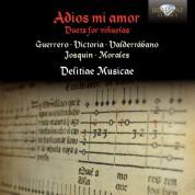 Delitiae Musicae (vihuela duo): Adios mi amor: Duets for Vihuelas - CD