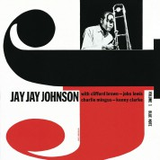 J.J. Johnson: The Eminent Vol.1 - CD