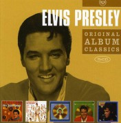 Elvis Presley: Original Album Classics - CD