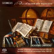 Bach Collegium Japan, Masaaki Suzuki: J.S. Bach: Secular Cantatas, Vol. 4 - SACD