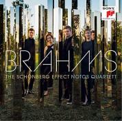 Notos Quartet: Brahms: The Schoenberg Effect - Piano Quartet 1 / Symphony 3 - CD