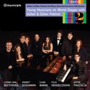 Güher & Süher Pekinel, Çeşitli Sanatçılar: Güher & Süher Pekinel ile Dünya Sahnelerinde Genç Yetenekler 2 - CD