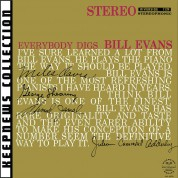 Bill Evans: Everybody Digs Bill Evans - CD