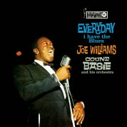 Joe Williams, Count Basie: Everyday I Have The Blues - CD
