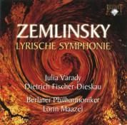 Dietrich Fischer-Dieskau, Julia Varady, Berliner Philharmoniker, Lorin Maazel: Zemlinsky: Lyrische Symphonie - CD