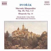 Dvorak: Slavonic Rhapsodies Op. 45, Nos. 1 - 3 - CD