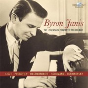 Byron Janis, London Symphony Orchestra, Minneapolis Symphony Orchestra, Antal Doráti: Byron Janis, The Legendary Concerto Recordings - CD