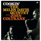 Miles Davis: Cookin' With The Miles Davis Quintet + 2 Bonus Tracks! - Plak