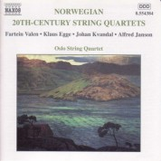 Norwegian 20th Century String Quartets - CD