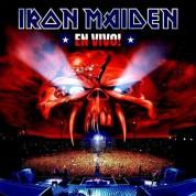 Iron Maiden: En Vivo! Live in Santiago de Chile - Plak