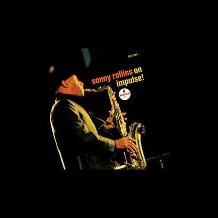 Sonny Rollins On Impulse (45rpm-edition) - Plak