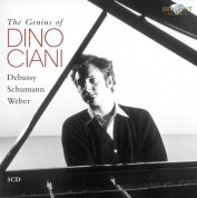 Dino Ciani: The Genius of Dino Ciani - CD