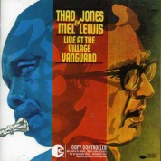 Thad Jones – Mel Lewis Orchestra: Live at the Village Vanguard - CD