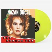 Nazan Öncel: Bir Hadise Var (Renkli Vinyl) - Plak