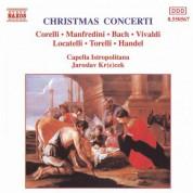 Christmas Concertos - CD