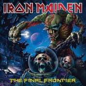 Iron Maiden: The Final Frontier - Plak