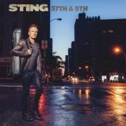 Sting: 57TH & 9TH - Plak