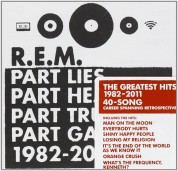 R.E.M.: Part Lies, Part Heart, Part Truth, Part Garbage - The Greatest Hits 1982-2011 - CD