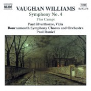 Vaughan Williams: Symphony No. 4 / Norfolk Rhapsody No. 1 / Flos Campi - CD