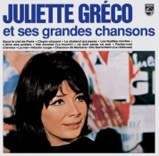 Juliette Gréco and her Greatest Chansons - Plak