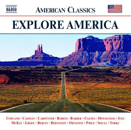 Explore America - CD