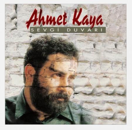 Ahmet Kaya: Sevgi Duvarı (Mermer Desenli - Limited Edition) - Plak