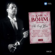 Karl Böhm: Icon: The Early Years - CD