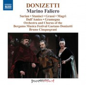 Bruno Cinquegrani: Donizetti: Marino Faliero (1835 version) - CD