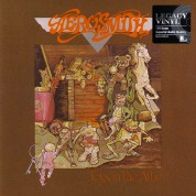 Aerosmith: Toys In The Attic - Plak
