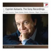 Cyprien Katsaris - Sony Recordings - CD