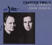 Nils Landgren, Johan Norberg: Chapter Two/2 - CD