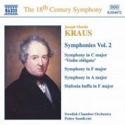 Petter Sundkvist: Kraus: Symphonies, Vol.  2 - CD