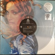 Madonna: Ray of Light (Clear Vinyl) - Plak