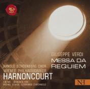 Nikolaus Harnoncourt, Wiener Philharmoniker: Verdi: Requiem - CD