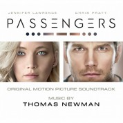 Çeşitli Sanatçılar: Passengers (Soundtrack) - Plak