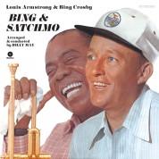Louis Armstrong, Bing Crosby: Bing & Satchmo - Plak
