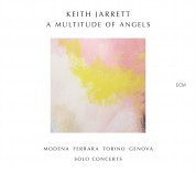 Keith Jarrett: A Multitude of Angels - CD