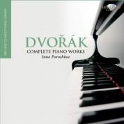 Inna Poroshina: Dvorak: Complete Piano Music - CD