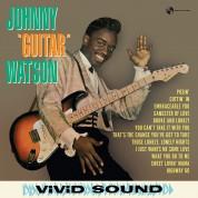 Johnny Guitar Watson + 4 Bonus Tracks! - Plak